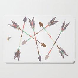 Arrow Stack Cutting Board
