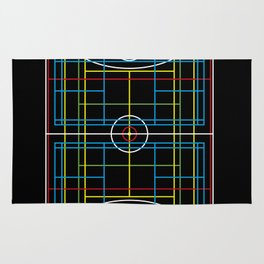 Sports Courts Rug