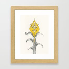 Goldenrod Framed Art Print