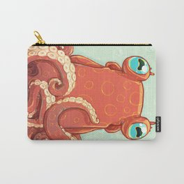 Goldie the Octopus Carry-All Pouch