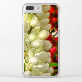 Bee. Clear iPhone Case