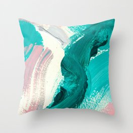 Oh, Happy Day! 04 Throw Pillow