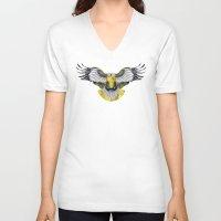 pride V-neck T-shirts featuring Pride by Schwebewesen • Romina Lutz
