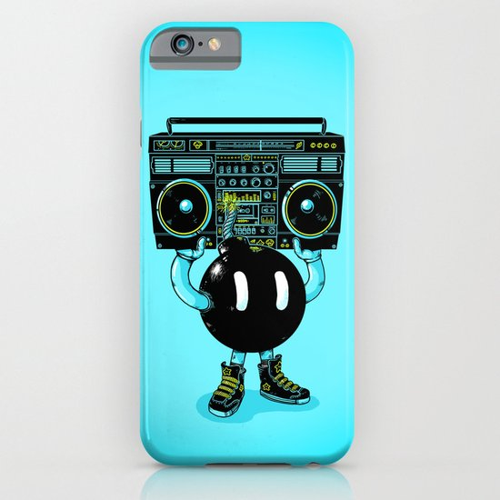 BOOMBOX iPhone & iPod Case