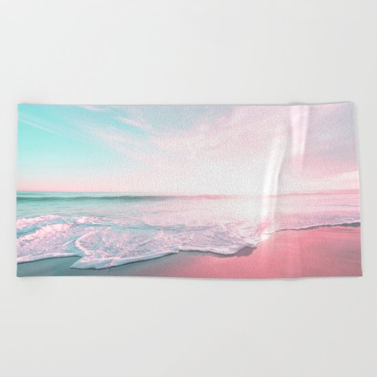 Ocean Love Beach Towel