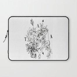 open letter Laptop Sleeve