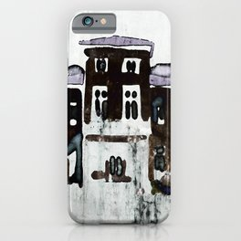 Manor House iPhone Case