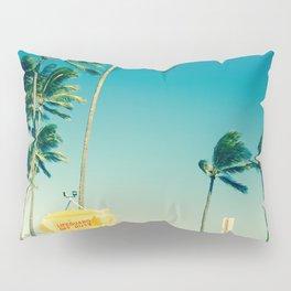 Kapuka'ulua Beach Lifeguard Station Pillow Sham