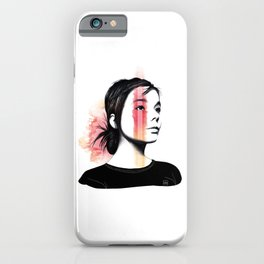 Björk iPhone Case