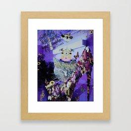 Simple Pleasures Framed Art Print