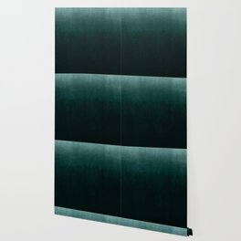 Ombre Emerald Wallpaper