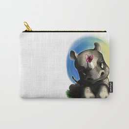 Baby Rhino Carry-All Pouch