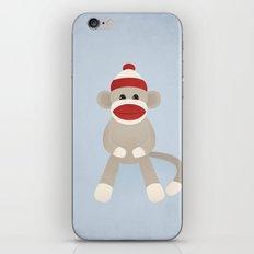 Sock Monkey iPhone & iPod Skin
