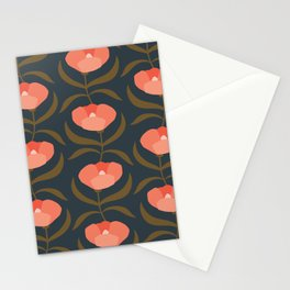 Mira Floral | Moody  Stationery Cards
