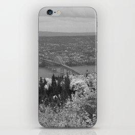 Seal Island BW iPhone Skin