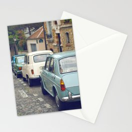 Vintage Parisian Streets Stationery Cards