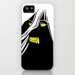 teeth iPhone Case