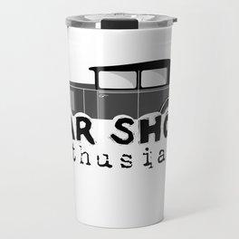 Car show enthusiast Travel Mug