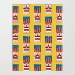 Nutcracker Army 01 (Patterns Please) Poster