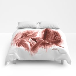Homage to Rosemary's Baby Comforters