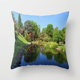 What Matters Most Throw Pillow