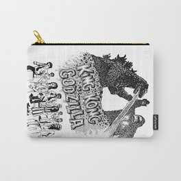 Godzilla .vs. King Kong Carry-All Pouch
