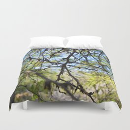 Colors of Nature Duvet Cover