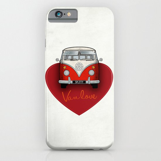 Van Love iPhone & iPod Case