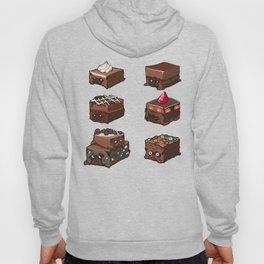 Pug Brownies Hoody