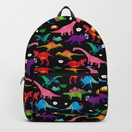 Joyful Dinosaurs World - BK Backpack