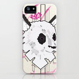 Queen Panda iPhone Case