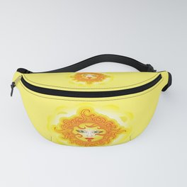 Abstract Sun G218 Fanny Pack