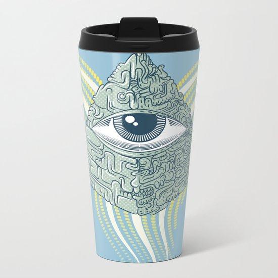 Spiritual resolution Metal Travel Mug