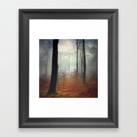 substance Framed Art Print