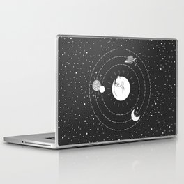 The Space Cat Laptop & iPad Skin