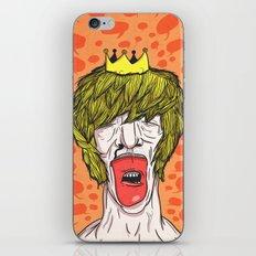 Whisper iPhone Skin