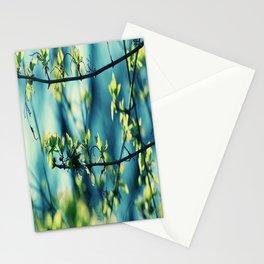 Happy Springtime Stationery Cards