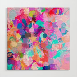 Candy Shop #painting Wood Wall Art
