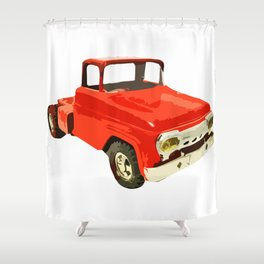 The Five Hundred Wonder Shower Curtain