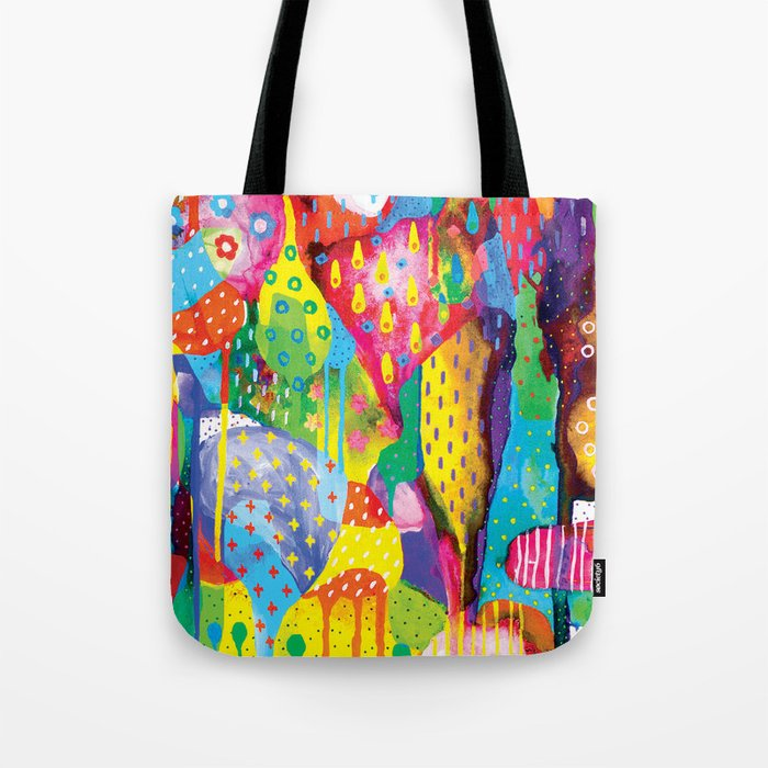 The Art Forest Tote Bag