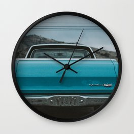 fairlane Wall Clock