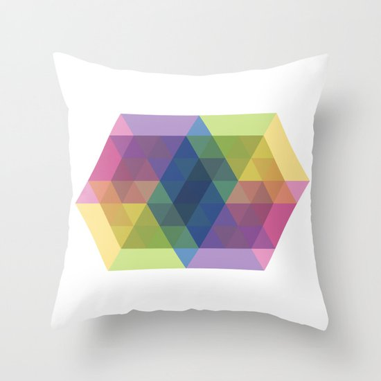 Fig. 030 Throw Pillow