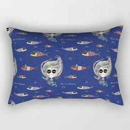La Sirena Rectangular Pillow