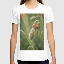 flower photography by Skyla Design T-shirt