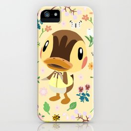 Molly in Spring New Horizons iPhone Case