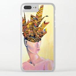 Featherhead Clear iPhone Case