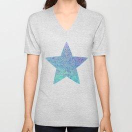 Glitter Star Dust G282 Unisex V-Neck