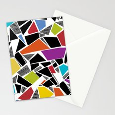 Carnivale Mosaics Stationery Cards
