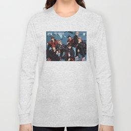 bts face yourself teaser Long Sleeve T-shirt