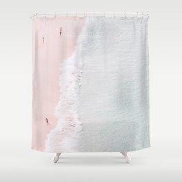 Sands of Silk Shower Curtain